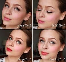 benefit cosmetics tinted lip cheek sn swatches