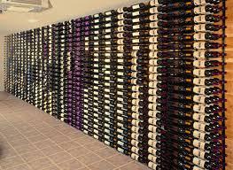 image of simply wine racks wall mounted