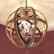 round wood chandelier large rustic modern