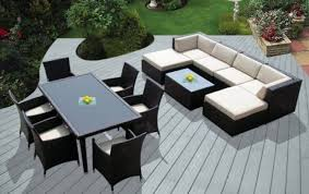 Wicker Patio Furniture Sets Clearance Inspirations Outdoor 2017