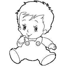 Small Picture Baby Boy Coloring Pages Coloring Home baby boy coloring pages