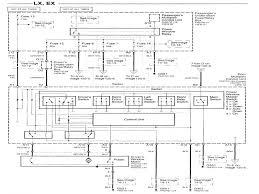 honda accord wiring diagram dolgular com 2004 honda accord fuse box cigarette lighter at 2004 Honda Accord Fuse Box Diagram