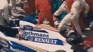 Ayrton Senna death onboard camera 1994 - video Dailymotion