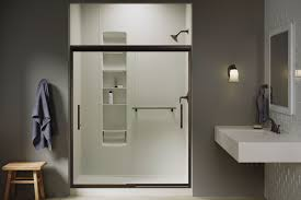 Kohler WalkIn Shower Kohler Bathroom Remodeling Statewide Inspiration San Antonio Bathroom Remodeling Minimalist