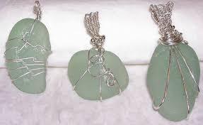beach gl jewelry making