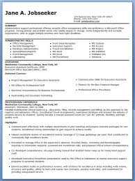 Sample Resume For Administrative Assistant Position - Beni.algebra ...