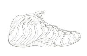 nike shoes drawings. pin drawn shoe nike #14 shoes drawings t
