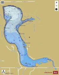 Mozingo Lake Depth Chart New Olathe Lake Fishing Map Us_cc_ks_00479193 Nautical