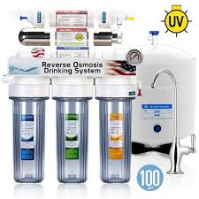 Best Home Ro System Top 5 Best 6 Stage Uv Ultra Violet Sterilizer Reverse Osmosis Home