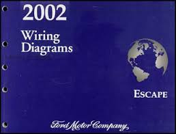 2002 ford escape wiring diagram manual original ford escape wiring diagrams online Ford Escape Wiring Diagram #48