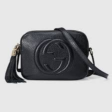 gucci bags 2017 black. gucci - soho leather disco bag. a compact shoulder bag with tassel zipper bags 2017 black r