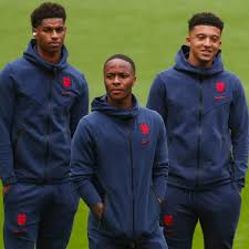 Let down by dog whistles from downing street. Jadon Sancho Sends Manchester United Fans Wild With Marcus Rashford Social Media Response Manchester Evening News