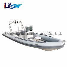 China Ilife Il-B680 <b>Hot Sale</b> Rigid Rib Inflatable Boats 6.8<b>m</b> for Sale ...