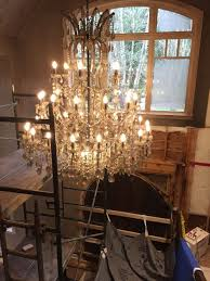 vancouver chandelier cleaning smoke damage restoration cleaning
