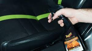 how to clean leather car seats deep