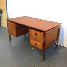 vintage danish modern desk by gv gasvig far out finds vintage danish modern desk danish modern
