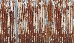 rusted corrugated metal roofing rug designs how to rust corrugated metal rug designs
