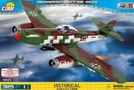 """<b>Пластиковый конструктор COBI</b> """"Самолет Messerschmitt Me 262A ..."""
