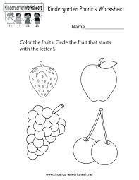 letter s phonics worksheets – malamas.info