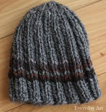 Free Knitted Hat Patterns On Circular Needles Awesome Charlie Brown Knit Hat AllFreeKnitting