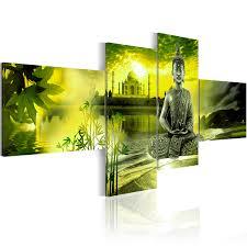 Schilderij Rustige Uitstraling Van Boeddha Zen Schilderijen