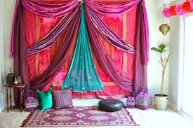 Saree Decoration Designs