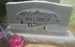 Bernice Cowger Waldrop (1923-Unknown) - Find A Grave Memorial