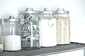 canisters for kitchen glass kitchen canisters sets sets round canisters marvelous glass flour and sugar canisters