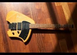90's / rare / belle - Avis Klein Electric Guitars DT-96 - Audiofanzine