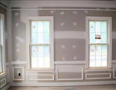 chair rail wainscoting. Picture Rail Molding Chair Wainscoting S