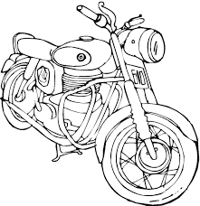 Best coloring pages for boys printable motocicle from drawn motorcycle coloring pencil and in color drawn. Free Printable Motorcycle Coloring Pages For Kids