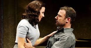 a view from the bridge holds up well scarlett johansson and   a view from the bridge holds up well scarlett johansson and liev schreiber s aid ny daily news