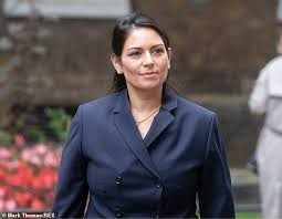 Priti sushil patel is an indian origin based british politician. Priti Patel Blasts Facebook Over Message Encryption Plan Warning It Will Hinder Child Abuse Action Daily Mail Online