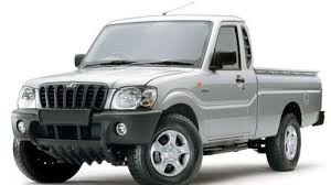 First Mahindra pickup trucks to be imported from India - Autoblog