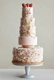 20 Of The Most Beautiful Wedding Cakes May 4 2016 Zsazsa