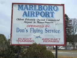 Marshall Street Flight Chart Abandoned Little Known Airfields Central Massachusetts