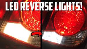 2012 Chevy Cruze Third Brake Light Replacement Chevy Cruze Led Reverse Light Install