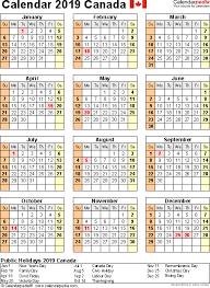 printable 6 month calendar 2019 canada calendar 2019 free printable pdf templates