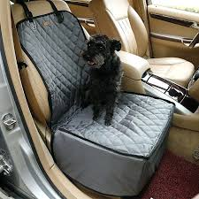 waterproof dog bag small pet car seat carrier carry storage booster cover for travel bucket basket nylon waterproof pet dog car booster seat cover