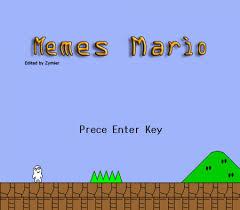Memes Mario (2011) - torrent download game via Relatably.com