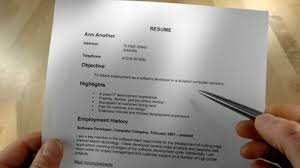 How To Write A Excellent Resume 6 What Makes Great 20 Writing Good ...