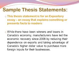 alexander college writing learning centre  what is a thesis  26 sample