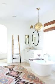 large white bathroom rug unique