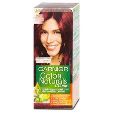 Garnier Light Brown Hair Color Price Garnier Color Naturals Creme 460 Deep Red Hair Color