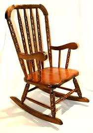 stupendous antique wooden rocking chair identification vintage wooded rocking chair made in jenny style rocking chair