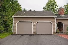 16x8 garage doorFlush Panel  CHI Overhead Doors