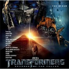 <b>САУНДТРЕК</b> - <b>TRANSFORMERS: REVENGE</b> OF THE FALLEN ...