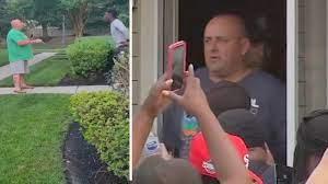 Racist rant video New Jersey: Edward ...