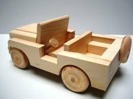 wooden toy truck kits