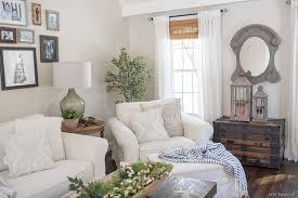spring family room decor nina